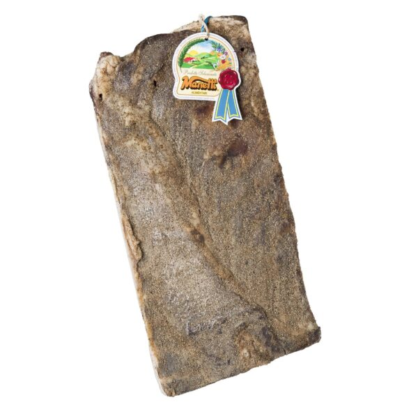 Pancetta Stesa Stagionata Kg.4 ca, Salumificio Conti. Confezione: Kg.4 circa