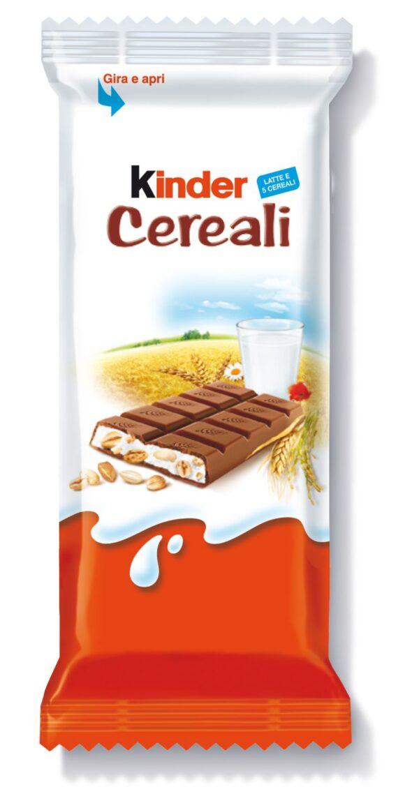Kinder cereali. Confezione: singola.