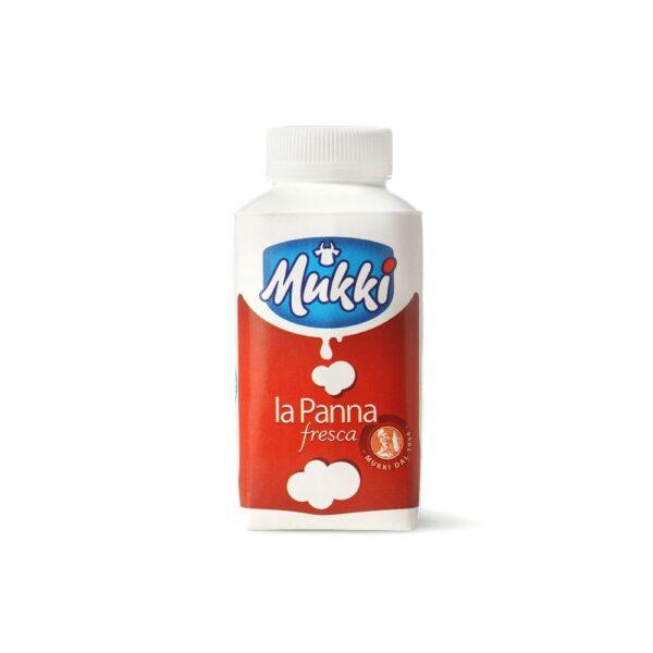 Panna Fresca da ml.250, Mukki. Confezione: ml.250.