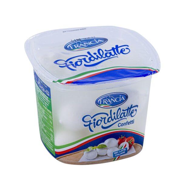 Confetti di mozzarella gr.200, Francia Latticini. Confezione: gr.200.