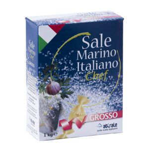 Sale Marino grosso Kg.1, Atisale. Confezione: Kg.1.