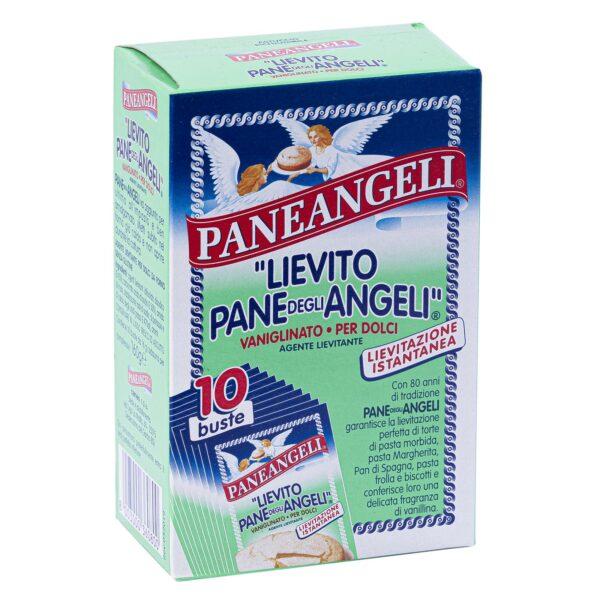 Lievito Pane e Angeli 16gr.x10, Paneangeli. Confezione: 10 bustine da 16gr.
