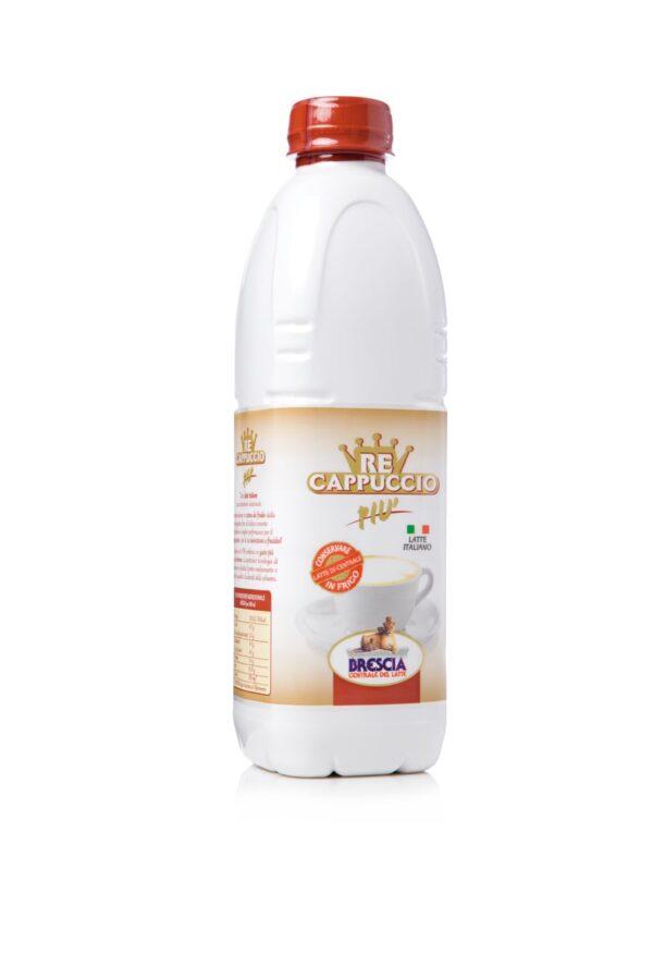 Latte Re Cappuccio da Lt.1, Centrale di Brescia. Confezione: Lt.1.