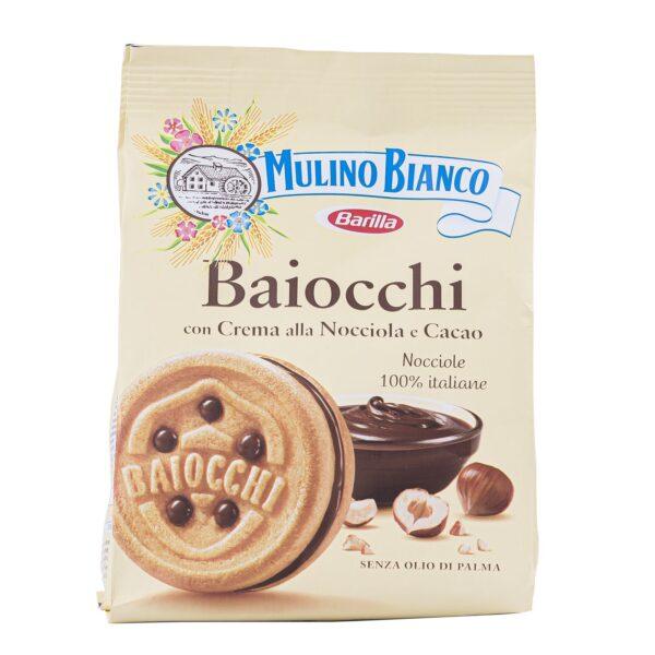 Biscotti Baiocchi gr.260, Mulino Bianco. Confezione: gr.260.