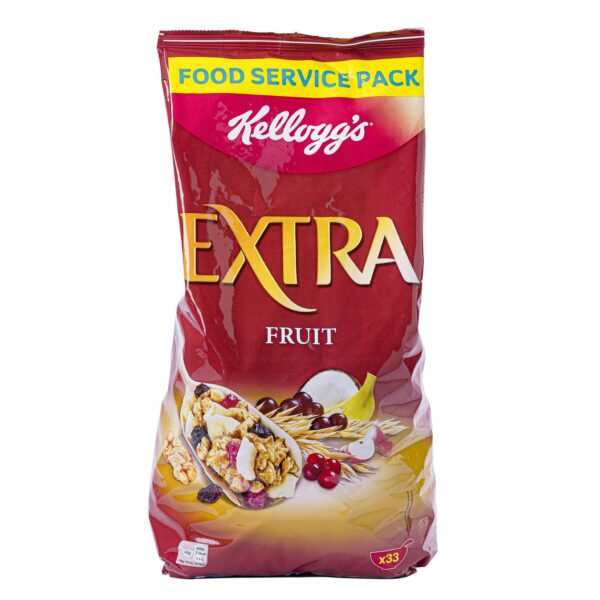 Kellogg's cereali con frutta in busta da Kg.1,5. Confezione: Kg.1,5.