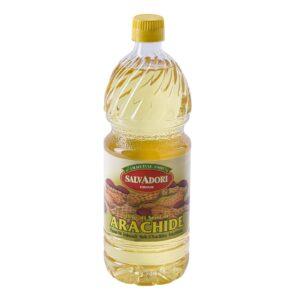 Olio arachidi Lt.1, Salvadori. Confezione: Lt.1.