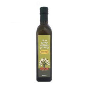 cod.105 Olio extravergine di oliva 100% italiano Manetti Lt.0,5